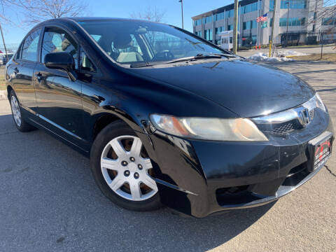 2011 Honda Civic for sale at JerseyMotorsInc.com in Teterboro NJ
