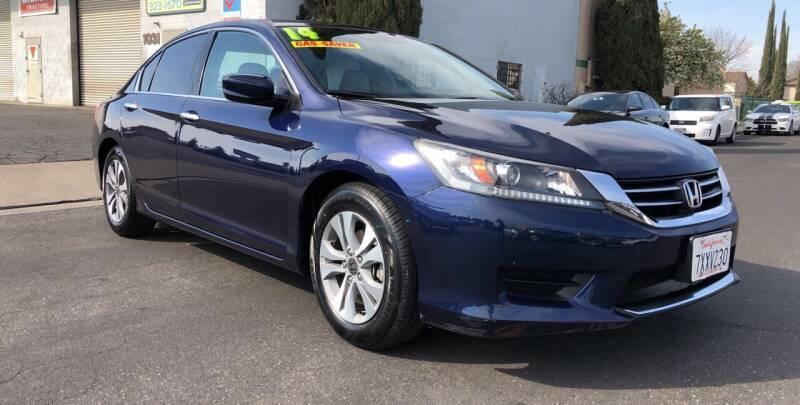 2014 Honda Accord for sale at Cars 2 Go in Clovis CA