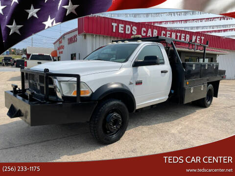 2011 RAM Ram Chassis 5500 for sale at TEDS CAR CENTER in Athens AL