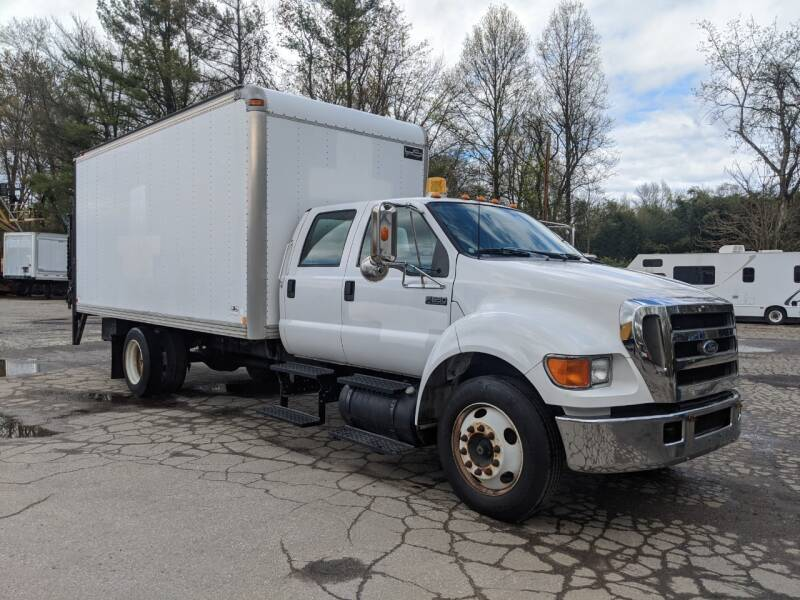2006 Ford F-650 Super Duty for sale at Re-Fleet llc in Towaco NJ