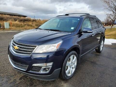 2017 Chevrolet Traverse for sale at Group Wholesale, Inc in Post Falls ID