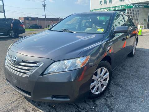 2007 Toyota Camry Hybrid for sale at MFT Auction in Lodi NJ