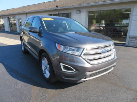 2016 Ford Edge for sale at Tri-County Pre-Owned Superstore in Reynoldsburg OH