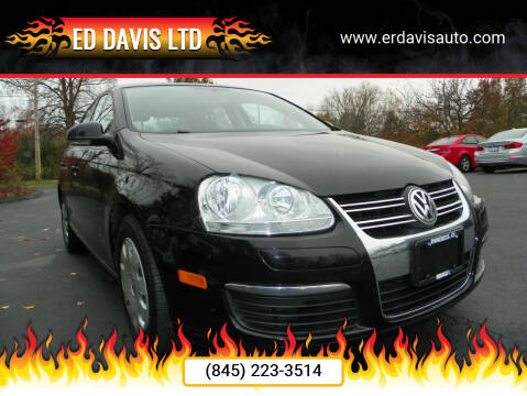 2006 Volkswagen Jetta for sale at Ed Davis LTD in Poughquag NY