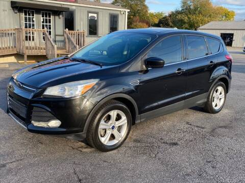 2015 Ford Escape for sale at Modern Automotive in Boiling Springs SC