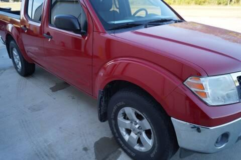 2010 Nissan Frontier for sale at Deaux Enterprises, LLC. in Saint Martinville LA