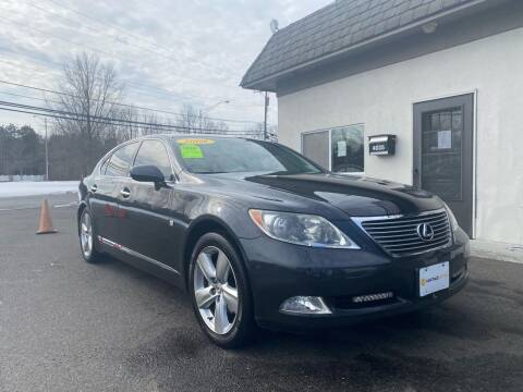 2008 Lexus LS 460 for sale at Vantage Auto Group in Tinton Falls NJ