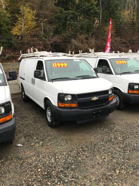 2011 Chevrolet Express Cargo for sale at Royal Auto Sales, LLC in Algona WA