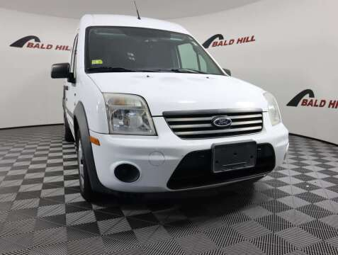 2012 Ford Transit Connect for sale at Bald Hill Kia in Warwick RI