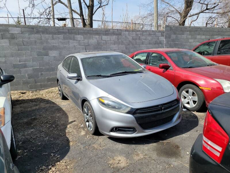 2015 Dodge Dart for sale at Five Star Auto Center in Detroit MI