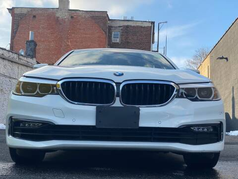 2017 BMW 5 Series for sale at Buy Here Pay Here Auto Sales in Newark NJ