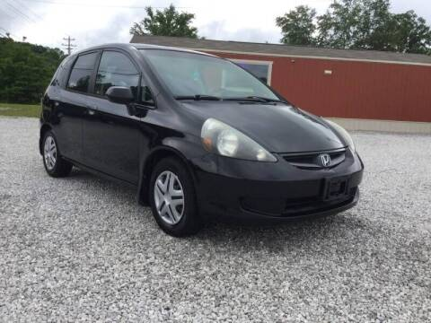 2008 Honda Fit for sale at MARLAR AUTO MART SOUTH in Oneida TN