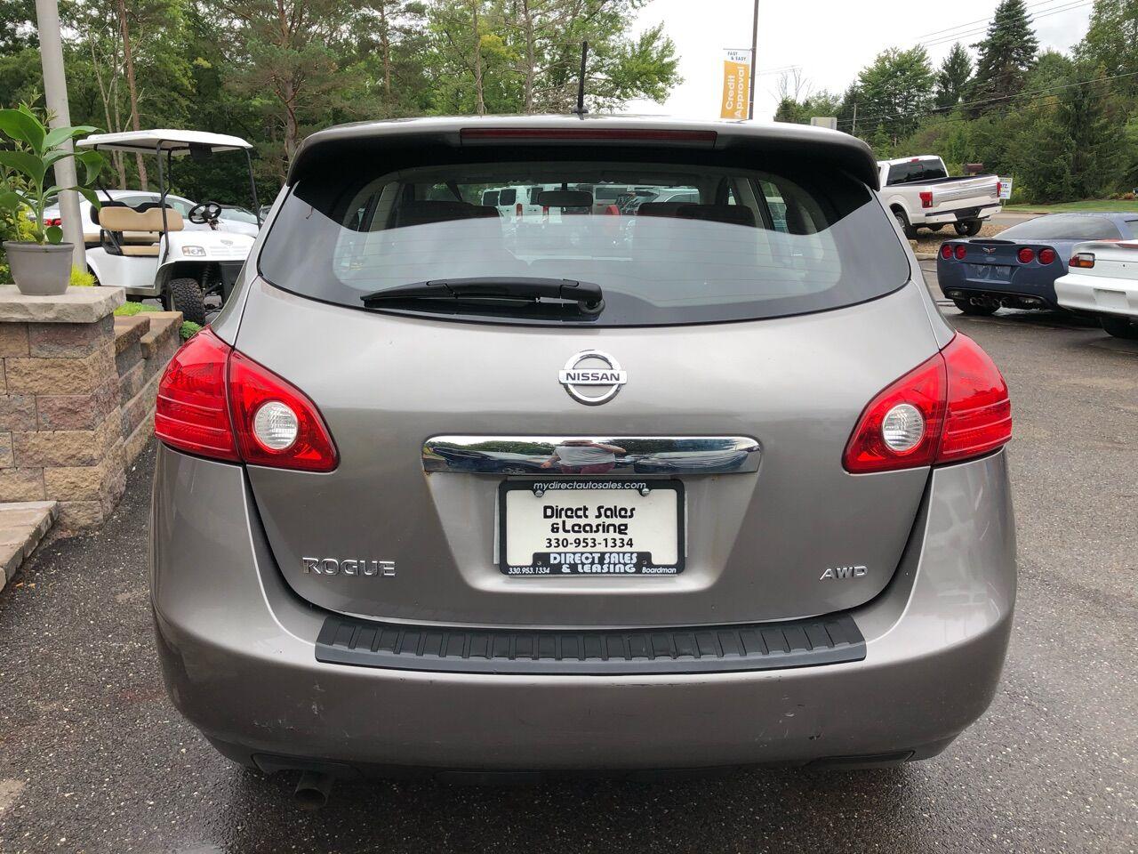 2013 Nissan Rogue Sport Utility