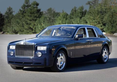 2007 Rolls-Royce Phantom for sale at High Line Auto Sales of Salem in Salem NH