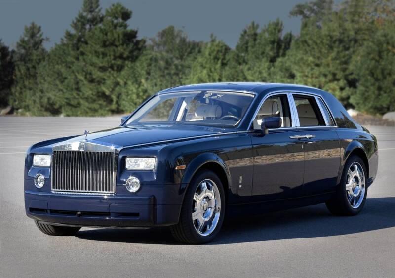 2007 Rolls-Royce Phantom for sale at High Line Auto Sales of Salem in Salem NH