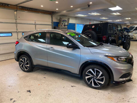 2019 Honda HR-V for sale at Ginters Auto Sales in Camp Hill PA