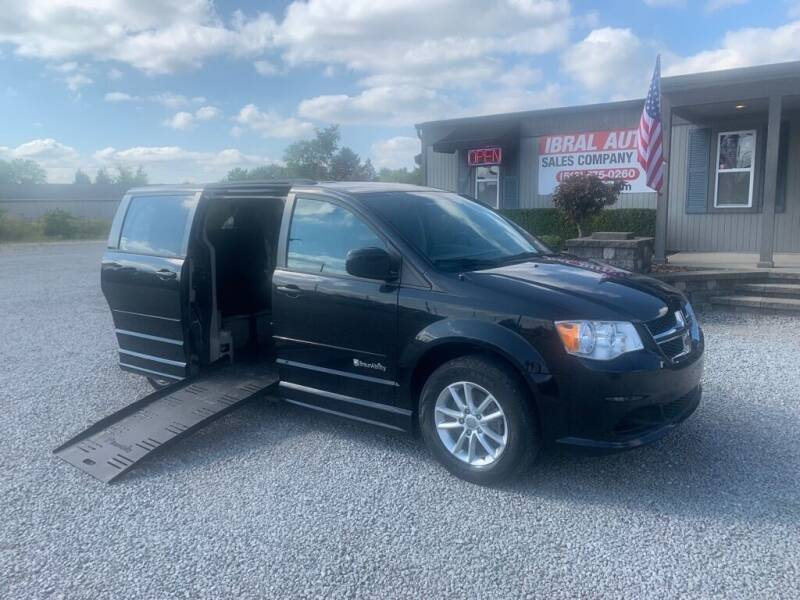 2013 Dodge Grand Caravan for sale at Ibral Auto in Milford OH