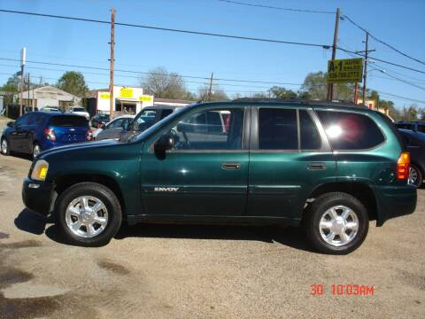 2005 GMC Envoy for sale at A-1 Auto Sales in Conroe TX