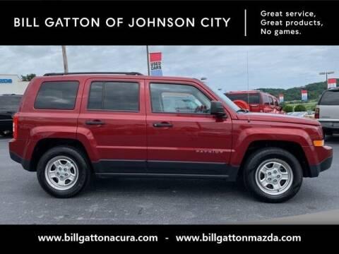 2016 Jeep Patriot for sale at Bill Gatton Used Cars - BILL GATTON ACURA MAZDA in Johnson City TN
