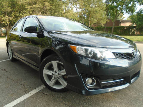 2014 Toyota Camry for sale at Sunshine Auto Sales in Kansas City MO