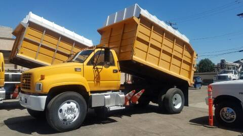 2002 Chevrolet C7500 for sale at Vehicle Center in Rosemead CA