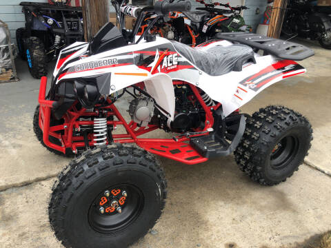 2020 ACE 34E 125 for sale at DOUG'S USED CARS in East Freedom PA