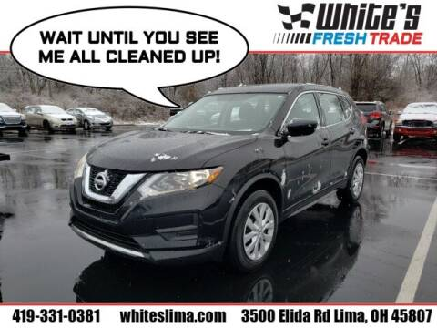 2017 Nissan Rogue for sale at White's Honda Toyota of Lima in Lima OH