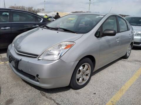 2005 Toyota Prius for sale at Cj king of car loans/JJ's Best Auto Sales in Troy MI