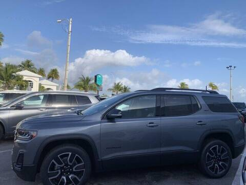 2021 GMC Acadia for sale at Niles Sales and Service in Key West FL