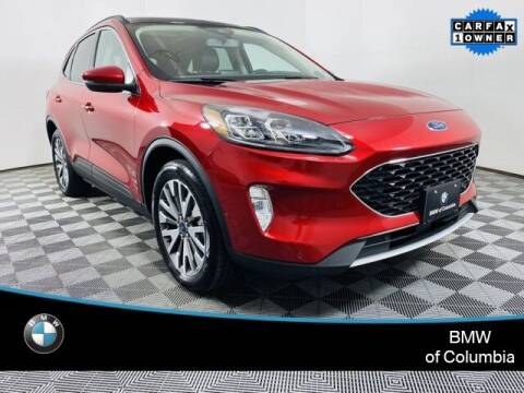 2020 Ford Escape for sale at Preowned of Columbia in Columbia MO