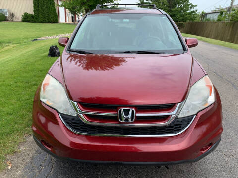 2010 Honda CR-V for sale at Luxury Cars Xchange in Lockport IL