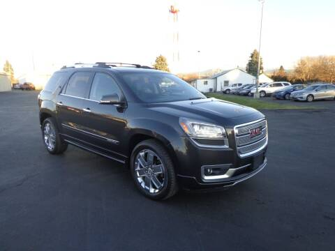 2013 GMC Acadia for sale at New Deal Used Cars in Spokane Valley WA