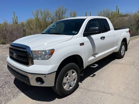 2012 Toyota Tundra for sale at Auto Executives in Tucson AZ