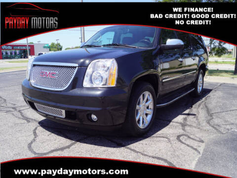 2012 GMC Yukon XL for sale at Payday Motors in Wichita And Topeka KS