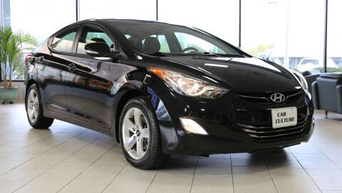 2013 Hyundai Elantra for sale at Car Culture in Warren OH