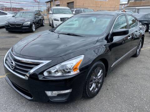 2015 Nissan Altima for sale at The PA Kar Store Inc in Philladelphia PA