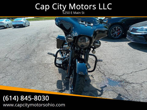 2018 Harley-Davidson FLHXS for sale at Cap City Motors LLC in Columbus OH