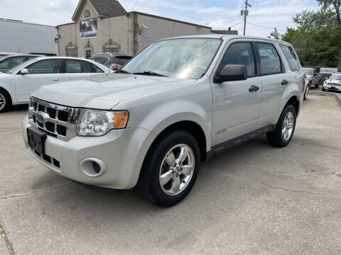 2008 Ford Escape for sale at T & G / Auto4wholesale in Parma OH