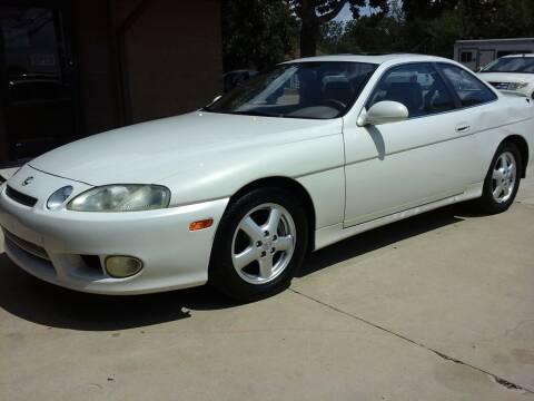 1999 Lexus SC 300 for sale at John 3:16 Motors in San Antonio TX