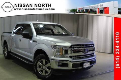 2018 Ford F-150 for sale at Auto Center of Columbus in Columbus OH