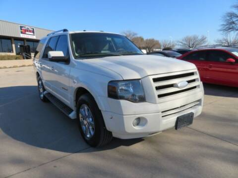 2008 Ford Expedition for sale at KIAN MOTORS INC in Plano TX