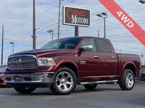 2018 RAM Ram Pickup 1500 for sale at Carmel Motors in Indianapolis IN