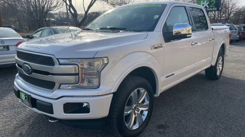 2019 Ford F-150 for sale at BK2 Auto Sales in Beloit WI
