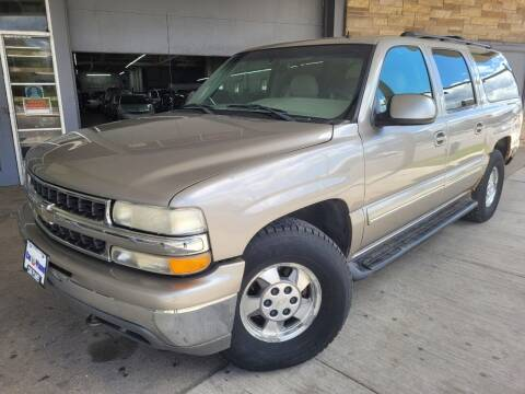 2002 Chevrolet Suburban for sale at Car Planet Inc. in Milwaukee WI