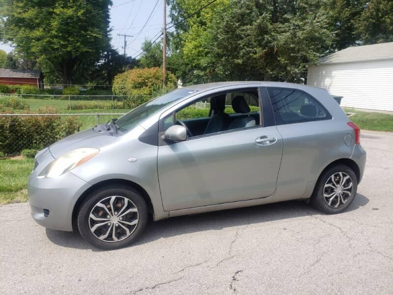 2007 Toyota Yaris for sale at REM Motors in Columbus OH