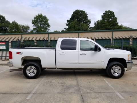 2007 Chevrolet Silverado 2500HD for sale at Hollingsworth Auto Sales in Wake Forest NC