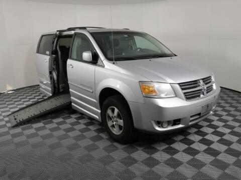 2009 Dodge Grand Caravan for sale at AMS Vans in Tucker GA