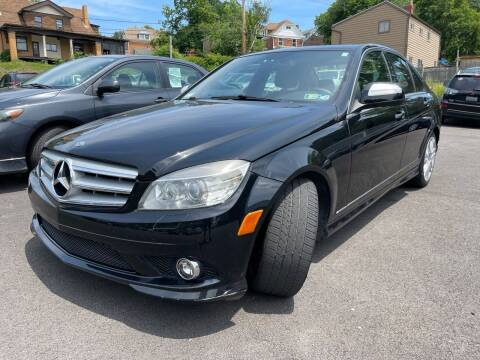 2008 Mercedes-Benz C-Class for sale at Fellini Auto Sales & Service LLC in Pittsburgh PA