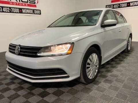 2017 Volkswagen Jetta for sale at SIRIUS MOTORS INC in Monroe OH