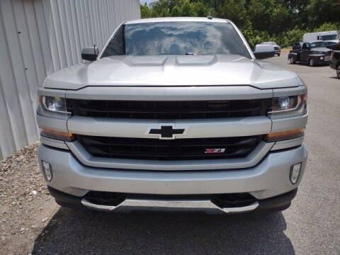2018 Chevrolet Silverado 1500 for sale at CU Carfinders in Norcross GA